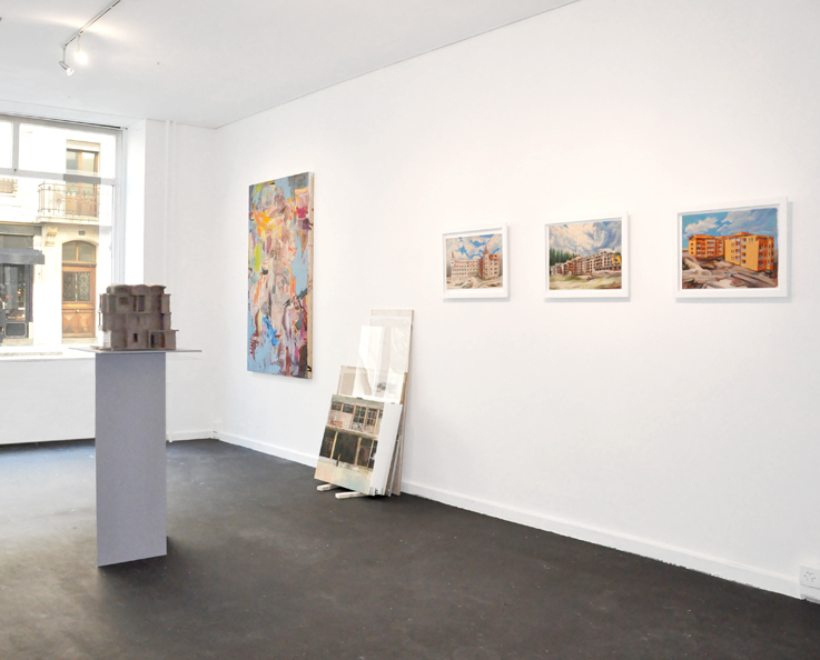 Espace Labo / Geneva 2014