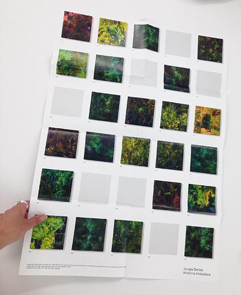 offset print, 50 x 70 cm
