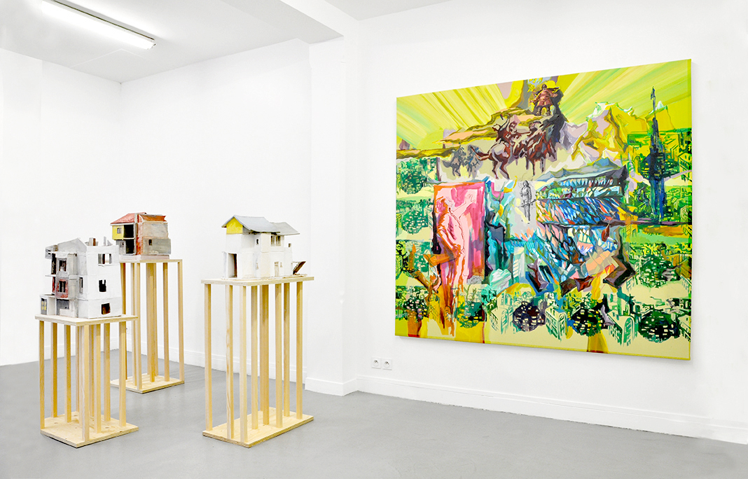 Gallery Sator, Paris 2012 /solo/