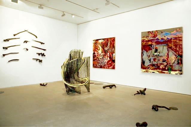 Galerie Arlaud Gallery, Lausanne 2010