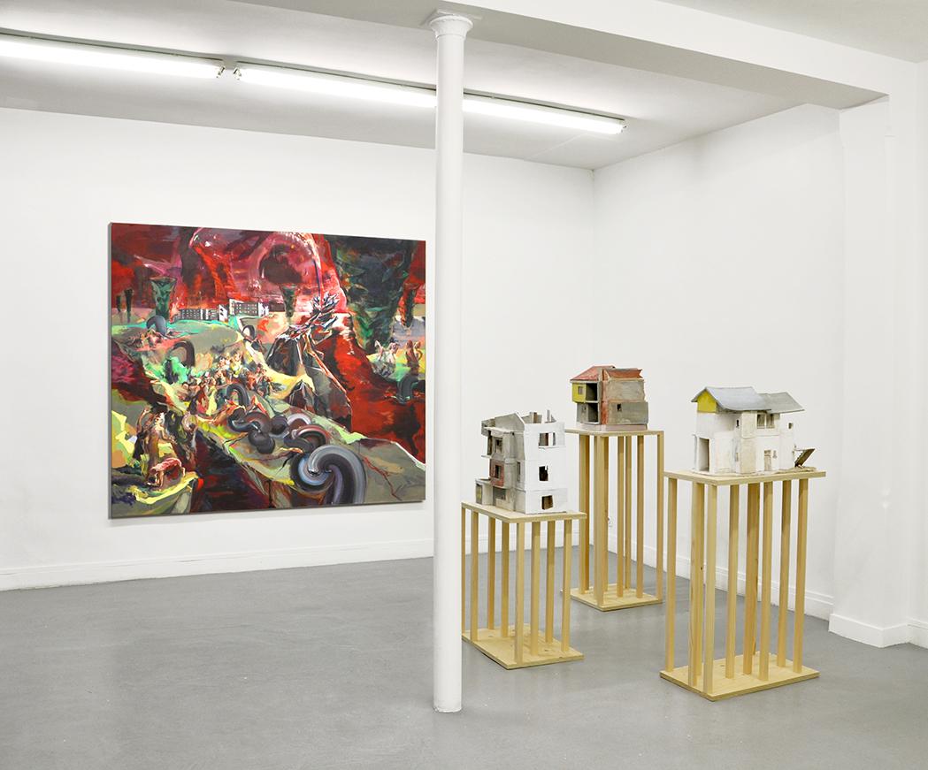 Galerie Sator, Paris 2012